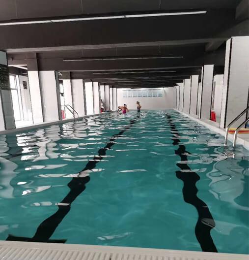 浙江金华泳池
